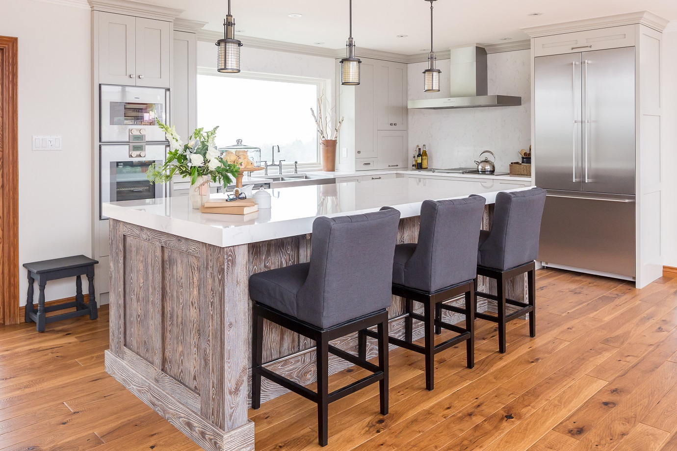 Dublin Country Transitional Kitchen