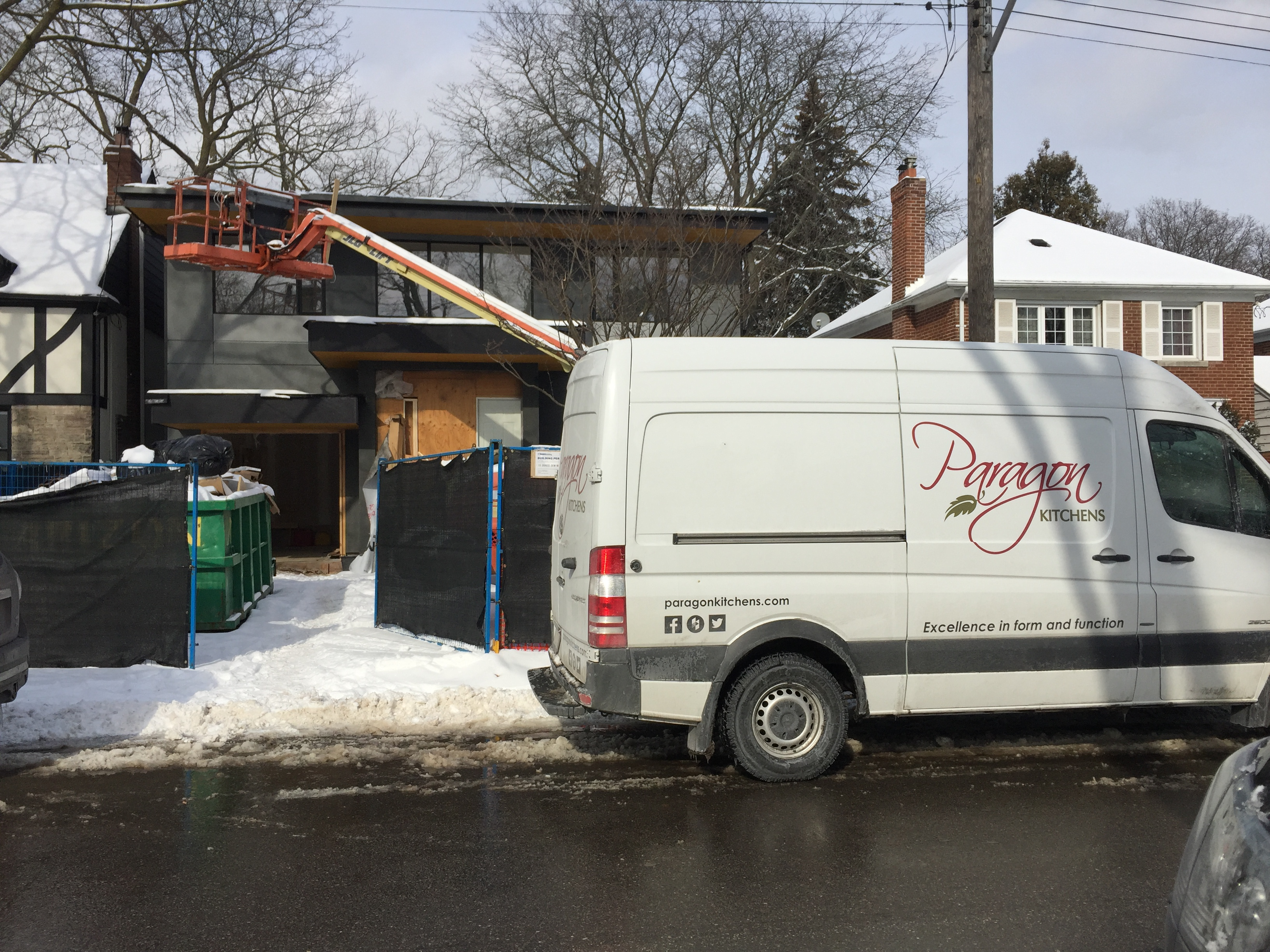 Etobicoke Home Renovation